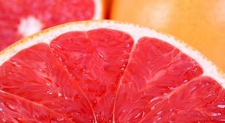 Отчего грейпфруты горчат