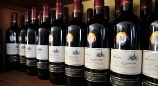 Самые популярные французские вина