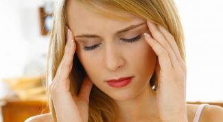 Что делать, если беспокоит мигрень