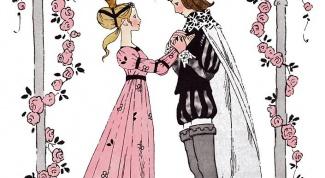 Как нарисовать принцессу с принцем карандашом поэтапно