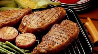 Recipes marinades for barbecue