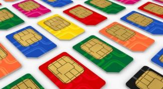 Какие бывают виды сим-карт и чем они отличаются