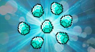 Как найти алмазы в Minecraft