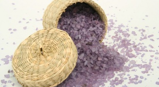 Как использовать соль для ванны для похудения