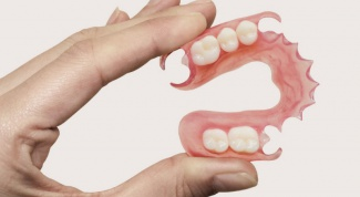 What are modern dentures