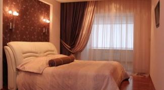 Дизайн окна в спальне: интересные идеи