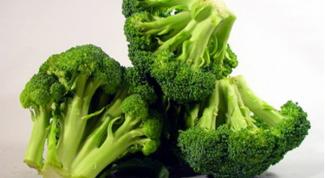 Несложные рецепты приготовления брокколи для малышей