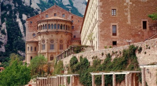Монтсеррат, Испания: основные достопримечательности