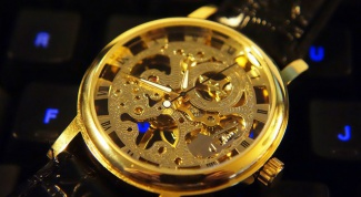 Что такое часы-скелетоны