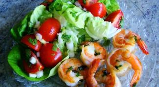 Овощные салаты с оливковым маслом