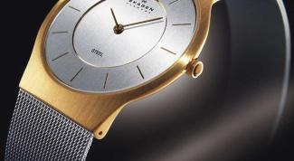 Как подобрать часы для худенькой руки