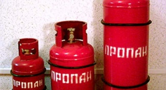 Gas stoves for bottled gas: installation and connection