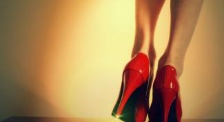 Чем грозит долгое хождение на высоких каблуках