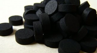 Instructions for use of activated charcoal in poisoning
