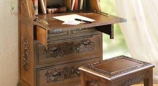 Секретеры для дома: плюсы и минусы