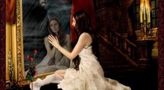Энциклопедия примет: почему нельзя спать возле зеркала