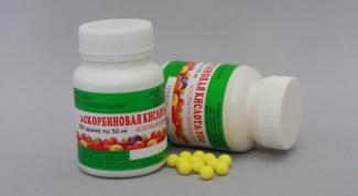 Аскорбиновая кислота: инструкция, дозировка, свойства