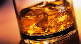 Как и с чем принято пить виски
