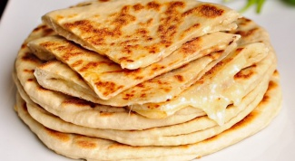 What is the filling may be at khachapuri