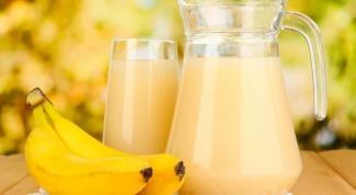 Вкусные коктейли из бананов: рецепты для барменов и не только