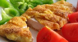 How to make escalope of Turkey