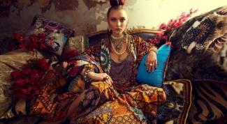Что такое марроканский стиль в одежде