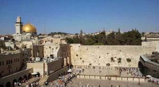 Стена Плача в Иерусалиме: о чем плачут камни