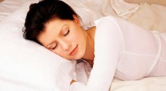 Как заснуть без снотворного