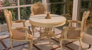 Состаренная мебель: делаем своими руками