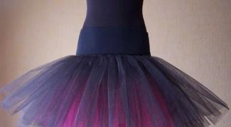 Модные тренды: многослойная юбка