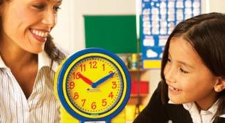 Как объяснить ребенку, что такое время