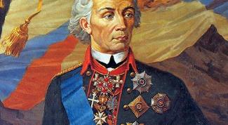 Where he is buried Alexander Vasilyevich Suvorov