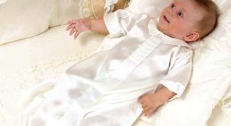 Какой должна быть крестильная рубашка для мальчика