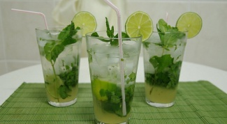 Recipe for Mojito with vodka
