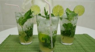 Рецепт «Мохито» с водкой
