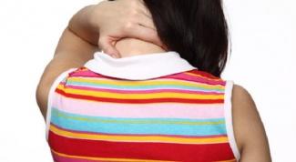 Самомассаж при шейном остеохондрозе - эффективное средство