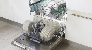 How to eliminate odor in dishwasher