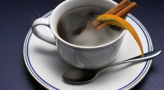 Coffee with cinnamon: benefit or harm