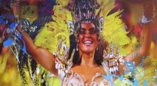 Бразильские танцы, их история и традиции