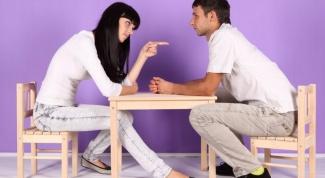 Как поступает мудрая женщина после ссоры