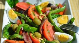 Как готовить мексиканские салаты