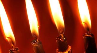Что делать с остатками церковных свечей