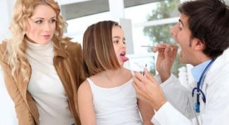 Типичные симптомы глоссита