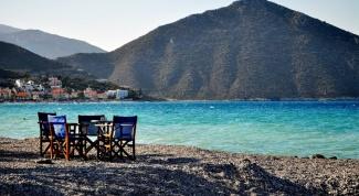 Какой курорт Греции  выбрать для отдыха