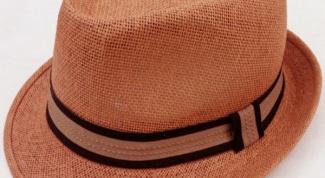 Мужские панамы - незаменимая деталь стильного образа