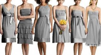 Какие прически сделать под короткое платье
