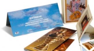 Печать открыток как бизнес
