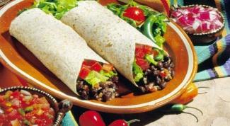 Буритос по-мексикански: простое блюдо с богатой историей