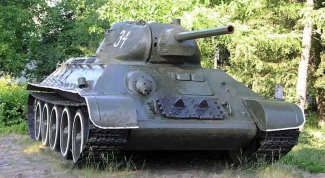 Какие танки участвовали в Великой Отечественной Войне