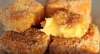 Жареное молоко: рецепт из солнечной Испании
